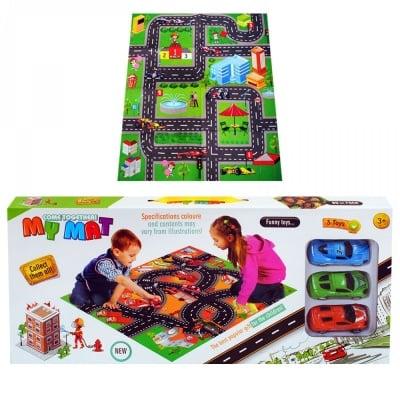 Игра - количски с килимче