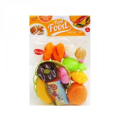 Комплект хранителни продукти, COSMOPOLIS