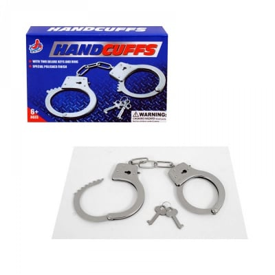 Метални белезници с ключета