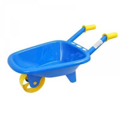 Ръчна количка - 60 см. х 30 см. х 26 см. - пластмаса
