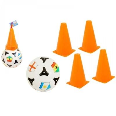 Комплект топка с 4 конуса