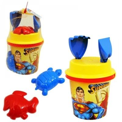 Плажен комплект SUPERMAN