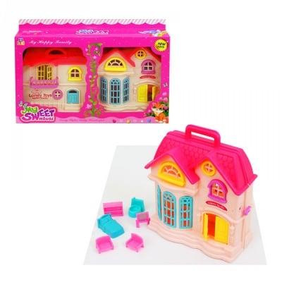 Къщичка с аксесоари