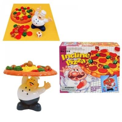 Занимателна игра - Баланс Пица
