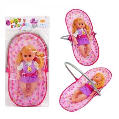 Кукла 2 в 1, COSMOPOLIS