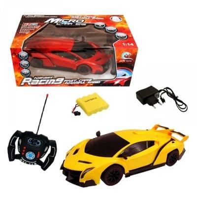 Симулационна спортна кола с радио контрол 1:14, COSMOPOLIS