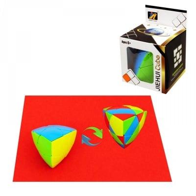 Занимателна игра Кубче - Пирамида на Рубик