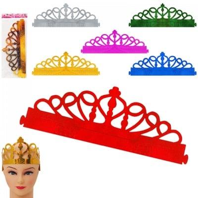 Парти корони - 6 броя