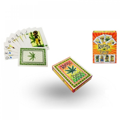 "Карти за игра ""Rasta"""