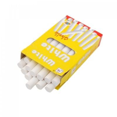 Бели тебешири -12бр в кутия