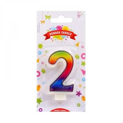 Свещички цифри - 2