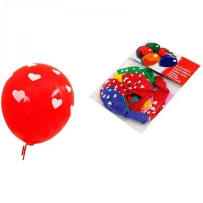 Балони на сърца