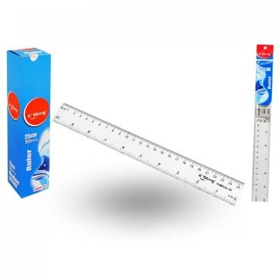 Линия 25 см.