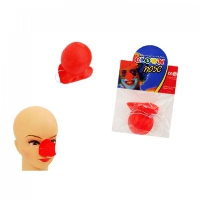 Клоунски нос /силикон/