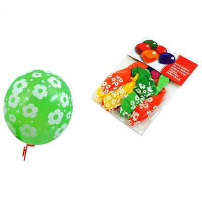 Балони на цветя