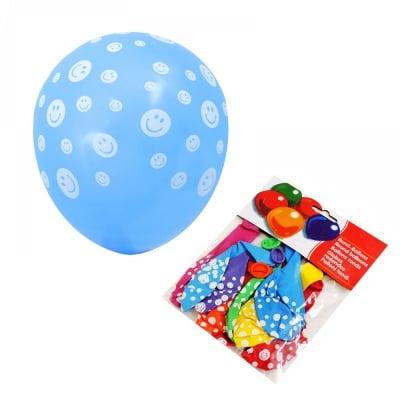 Балони с усмивки