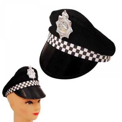 Парти полицейска шапка /детска/