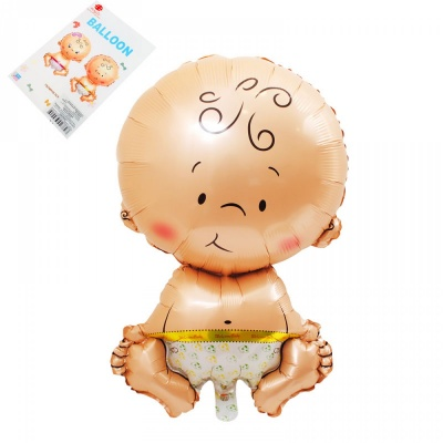 """Балон """"Бебе - Момче"""""""