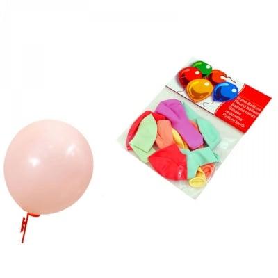 Балони - пастелни цветове