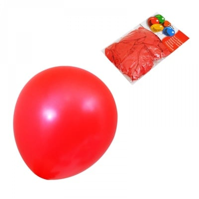 Балони - Металик /червен/
