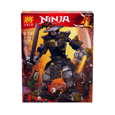 Конструктор NINJA /565 елемента/