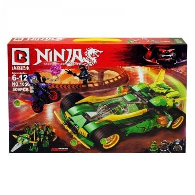 "Конструктор ""NINJA"" /509 елемента/"