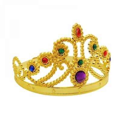 Парти корона /златна/
