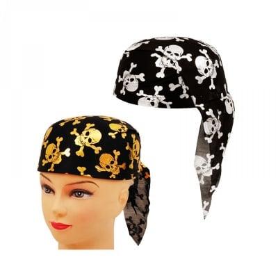 Пиратска шапка /кърпа/