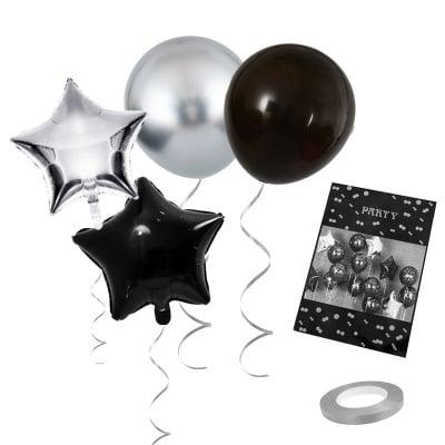 Комплект Балони Звезди /15 броя/
