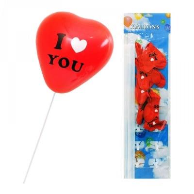 "Комплект Балони ""I LOVE YOU"""