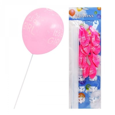 Комплект Балони IT'S A GIRL