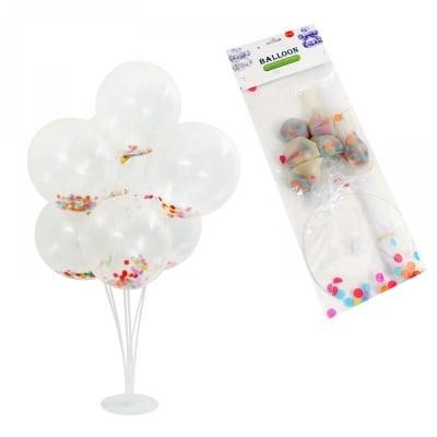 Комплект Балони на стойка /7 броя/