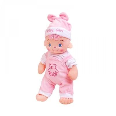 """Кукла """"Baby Girl"""" /розов/"""