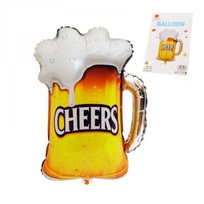Балони Халба за бира /фолио/