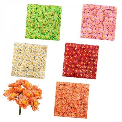 Цветчета - хартия /144 броя на телче/