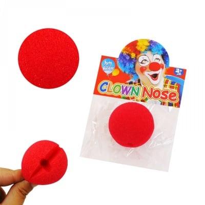 Клоунски нос /дунапрен/