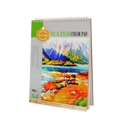 Скицник А4 за водни бои