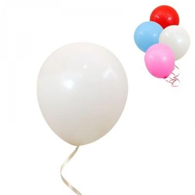 Балони - Класик /бял/