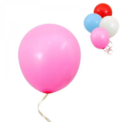 Балони - Класик /розов/