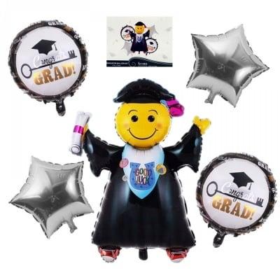 Комплект балони Дипломиране /фолио/