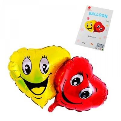 Балон Сърца /фолио/