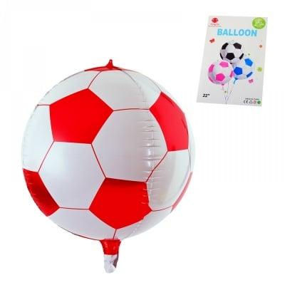 """Балон """"Топка"""" /червен/"""