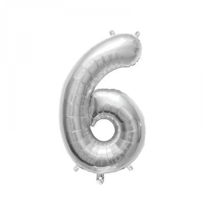 Балон - Цифра 6