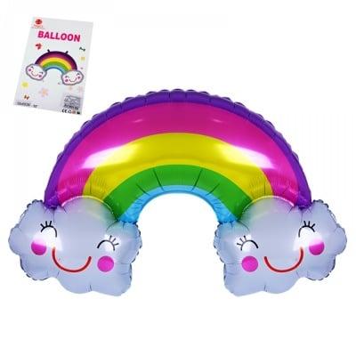 """Балон """"Дъга"""" /фолио/"""