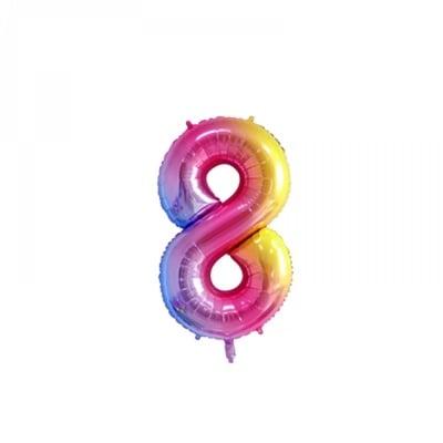 Балон - Цифра 8