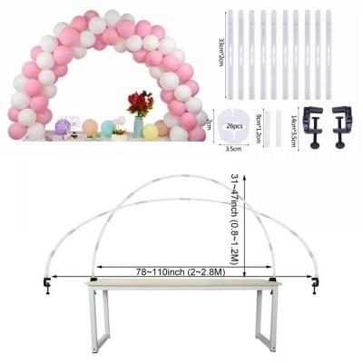 Арка за балони за маса