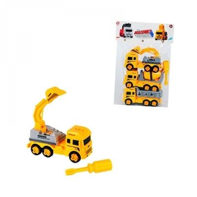 Строителни машини /с инструменти за разглобяване/