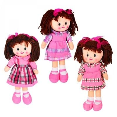 Кукла - текстил /кестеняви/