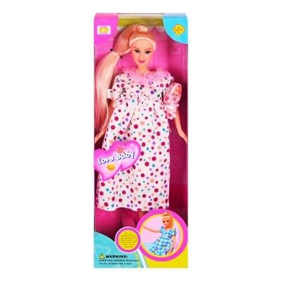 Кукла с бебче