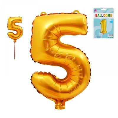 Балон - Цифра 5